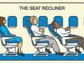 اعصاب خردکن ترین رفتار مسافران در هواپیما