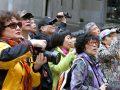 ۲۱ درصد هزینههای گردشگری در جهان را چینی ها خرج می کنند