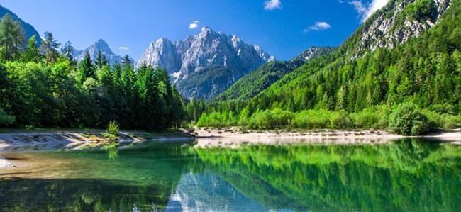 ۲۰ پارک ملی زیبای اروپا